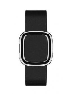 Ремешок Modern Buckle Black for Apple Watch 38mm (MJY72/MJY82/MJY92)