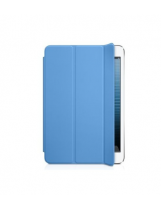 Чехол Apple Smart Cover Polyurethane Blue (MD970) for iPad mini Retina