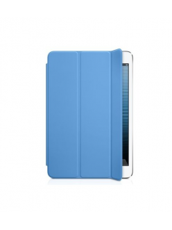 Чехол Apple Smart Cover Polyurethane Blue (MD970) for iPad mini Retina