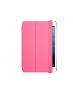 Чехол Apple Smart Cover Polyurethane Pink (MD968) for iPad mini Retina