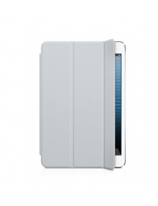 Чехол Apple Smart Cover Polyurethane Light Gray (MD967) for iPad mini Retina