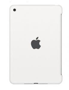 Чехол Apple Silicone Case White (MKLL2ZM/A) for iPad mini 4