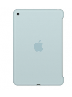 Чехол Apple Silicone Case Turquoise (MLD72ZM/A) for iPad mini 4