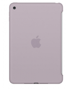 Чехол Apple Silicone Case Lavender (MLD62ZM/A) for iPad mini 4