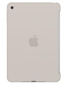 Чехол Apple Silicone Case Stone (MKLP2ZM/A) for iPad mini 4