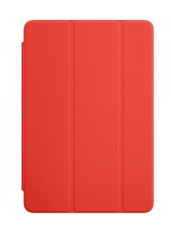 Чехол Apple Smart Cover Orange (MKM22ZM/A) for iPad mini 4
