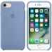 Apple iPhone 7 Silicone Case - Azure
