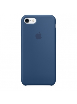 Apple iPhone 7 Silicone Case - Ocean Blue