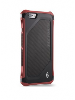 Чехол Element Case Sector Pro Red/Black (EMT-0040) for iPhone 6/6S
