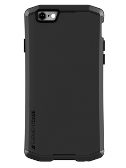Чехол Element Case Aura Black (EMT-322-100E-01) for iPhone 6 Plus/6S Plus