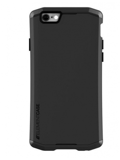 Чехол Element Case Aura Black (EMT-322-100D-01) for iPhone 6/6S