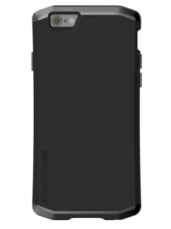 Чехол Element Case Solace II Black (EMT-322-101D-01) for iPhone 6/6S