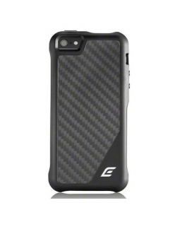 Чехол Element Case ION 5 Black w/Matte Carbon Fiber Black (API5-1210-KF00) for iPhone SE/5S