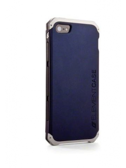 Чехол Element Case Solace Deep Blue/Aluminum (API5-1410-CS00) for iPhone SE/5S