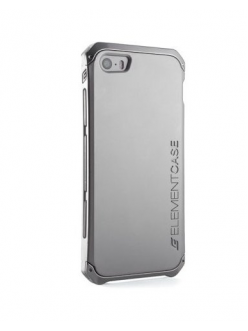 Чехол Element Case Solace Chroma Silver (API5-1411-SS00) for iPhone SE/5S