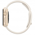 Apple Watch Sport 38mm Antique White Sport Band Gold (MLCJ2)