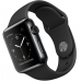 Apple Watch Steel 38mm Black Sport Band Space Black (MLCK2)