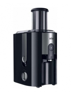 Соковыжималка BRAUN Multiquick J500 Black