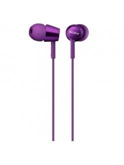 Наушники SONY MDR-EX150 Violet