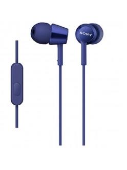 Наушники SONY MDR-EX150AP Blue
