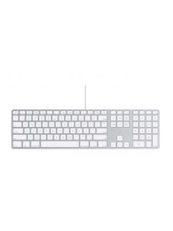 Клавиатура Apple Keyboard (aluminum) (MB110RS/B)