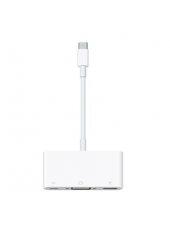 Адаптер Apple USB-C to VGA Multiport Adapter (MJ1L2ZM/A)