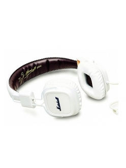 Marshall Headphones Major II White (4091113)
