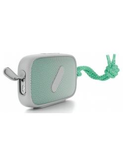 Nude Audio Portable Bluetooth Speaker Super M Mint (PS039MTG)