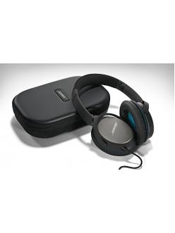 Bose QuietComfort 25 Acoustic Noise Cancelling Headphones MFI Black