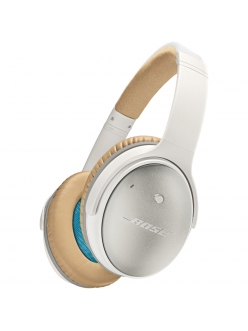 Bose QuietComfort 25 Acoustic Noise Cancelling Headphones MFI White