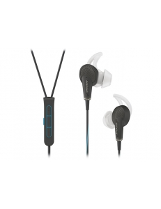 Bose QuietComfort 20i Acoustic Noise Cancelling In-Ear Headphones MFI Black