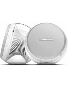 Harman/Kardon 2.0 Wireless Stereo Speaker System Nova White (HKNOVAWHTEU)