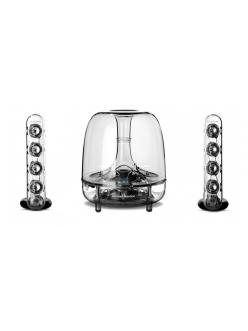 Harman/Kardon SoundSticks Wireless Transparent (SOUNDSTICKSBTEUP)