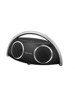 Harman/Kardon Go + Play Wireless Black (HKGOPLAYWRLBLKEU)