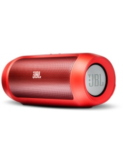 JBL Charge II Red (CHARGEIIREDEU)