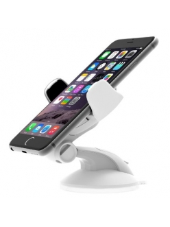 iOttie Easy Flex 3 Car Mount Holder Desk Stand iPhone 6, 6 Plus, 5s, 5c, 4s and Smartphones - White