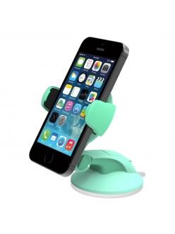 iOttie Easy Flex 3 Car Mount Holder Desk Stand for iPhone 6, 6 Plus, 5s,5c,4s and Smartphones - Mint