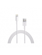 APPLE Lightning to USB Cable (1m) White (MD818)