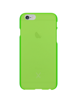 Чехол GoPhilo Snap Case Neon-Green (PH006GR) for iPhone 6/6S