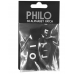 Чехол GoPhilo Expansion Pack Patch Letters Case (PH013AL)