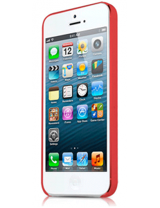 ITSKINS ZERO.3 for iPhone 5/5S Red (APH5-ZERO3-REDD)
