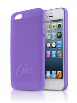 ITSKINS ZERO.3 for iPhone 5/5S/SE Purple (APH5-ZERO3-PRPL)