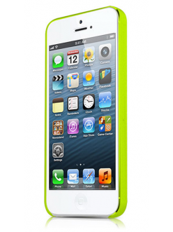 ITSKINS ZERO.3 for iPhone 5/5S/SE Green (APH5-ZERO3-GREN)