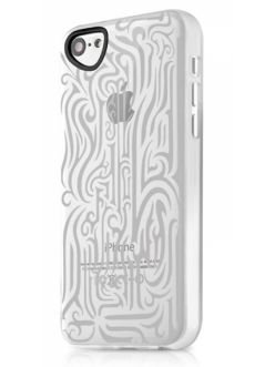 ITSKINS Ink for iPhone 5/5S/SE White (APH5-NEINK-WITE)