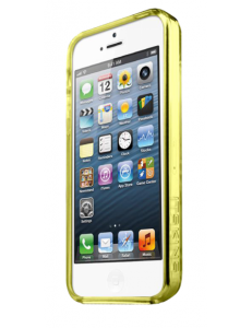 ITSKINS Ink for iPhone 5/5S/SE Yellow (APH5-NEINK-YELW)