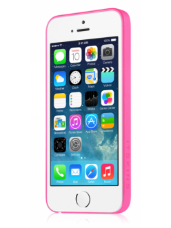 ITSKINS ZERO 360 for iPhone 5/5S/SE Pink (APH5-ZR360-PINK)
