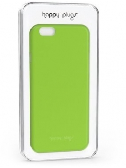 Happy Plugs Ultra Thin Case Green for iPhone 6/6S (8863)
