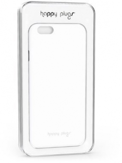 Happy Plugs Ultra Thin Case White for iPhone 6/6S (8869)
