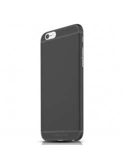 ITSKINS ZERO 360 for iPhone 6 Black 1 (APH6-ZR360-BLK1)
