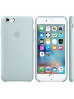 iPhone 6s Silicone Case Turquoise